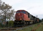 CN 5621 on the 403 West